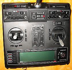 Vysílač MC-22s